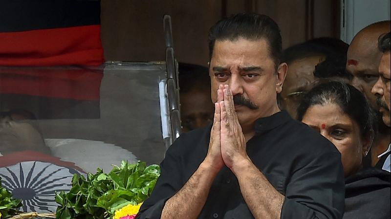 Kamal Haasan (File photo)
