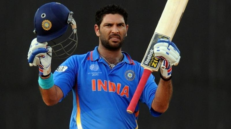 Shoaib Akhtar's tweet was met with a hilarious tweet by former Indian cricketer Yuvraj Singh on Monday. (Photo: AFP)