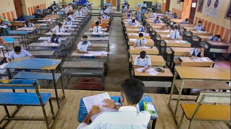 The CBSE had earlier said it has not taken any decision yet on Class 12 board examination. (Photo: Representational/PTI)