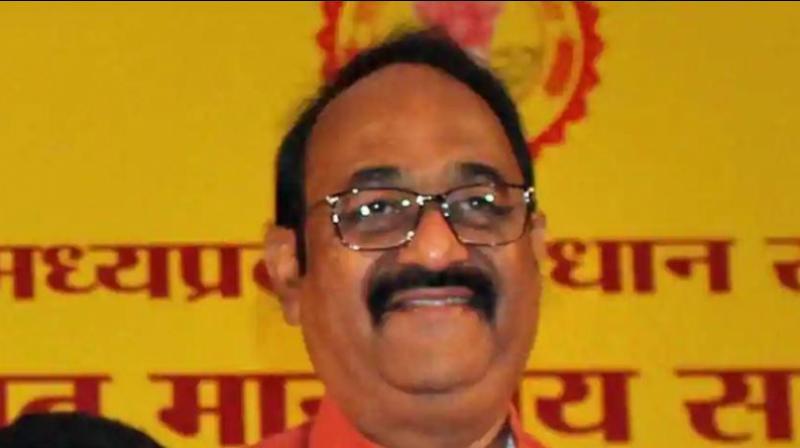 MP Speaker Prajapati