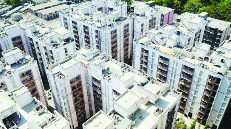 After the Supreme Court's order September 6 for the demolition by September 20 for violating the Coastal Regulation Zone (CRZ) rules, the Maradu municipality served notices to flat owners to vacate the premises by Saturday. (Representational Image)