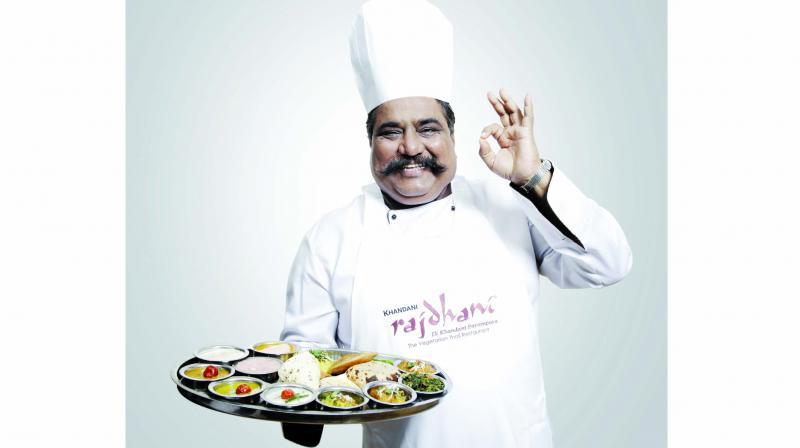 Maharaj Jodharam Choudhary,of Khandani Rajdhani lays out tri-coloured home recipes that you can relish at home.