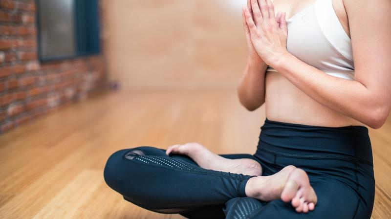 Do these exercises to avoid stressing your muscles at the workplace. (Photo: Representational/Pixabay)