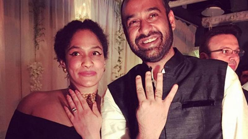 Masaba Gupta and Madhu Mantena had got married in June 2015.