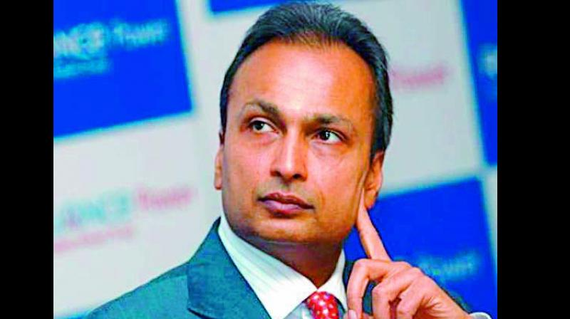 Reliance Communications has filed an appeal before NCLAT to direct SBI to release income tax refund of Rs 259.22 crore.
