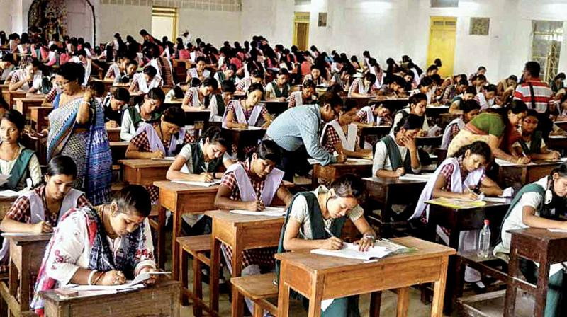 Several parents however are against the idea of scrapping the orals, given the junior college admissions that will follow after the SSC examinations. (Representational image)