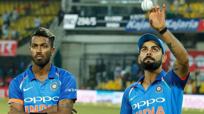 Sachin Tendulkar said that the South Africa series will be Hardik Pandya's biggest series and skipper Virat Kohli will back the Indian all-rounder. (Photo: BCCI)