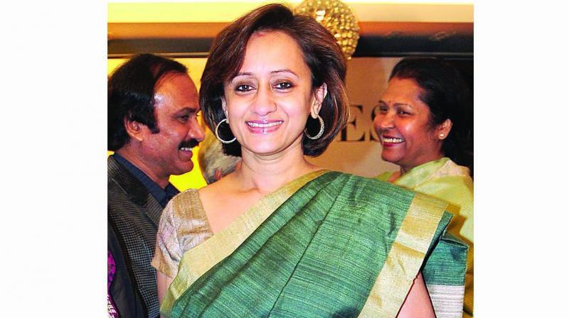 Danseuse Padmini Ravi