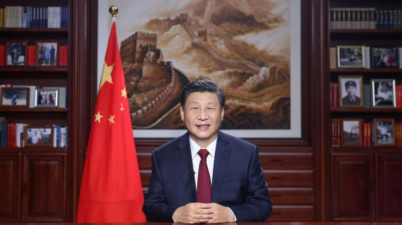 It has obviously not been a bad year for China: Hua Chunying, its foreign ministry spokesperson, described 2020 as a fantastic year It has obviously not been a bad year for China: Hua Chunying, its foreign ministry spokesperson, described 2020 as a fantastic year (Image:AP)