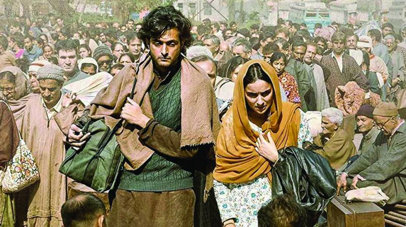 Truth be told, many Kashmiri Pandits feel Vidhu has severely toned-down the genocide that the community suffered 30 years ago for the sake of a universally palatable cinematic narrative.