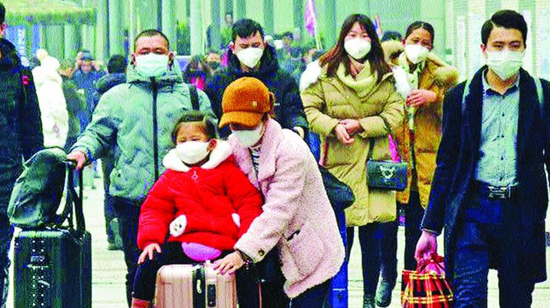 Earlier, an Indian student at Wuhan University in China tested positive in Kerala, which was the first case of coronavirus in India