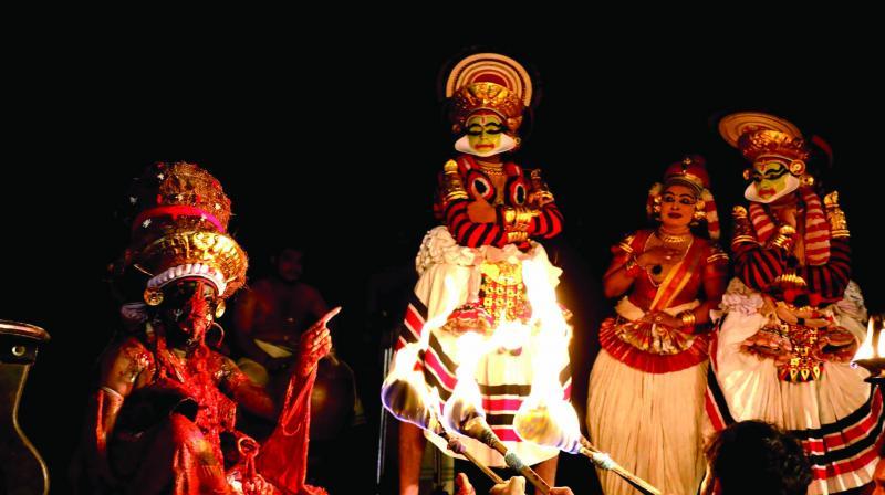 Scenes from Surpanakhankam