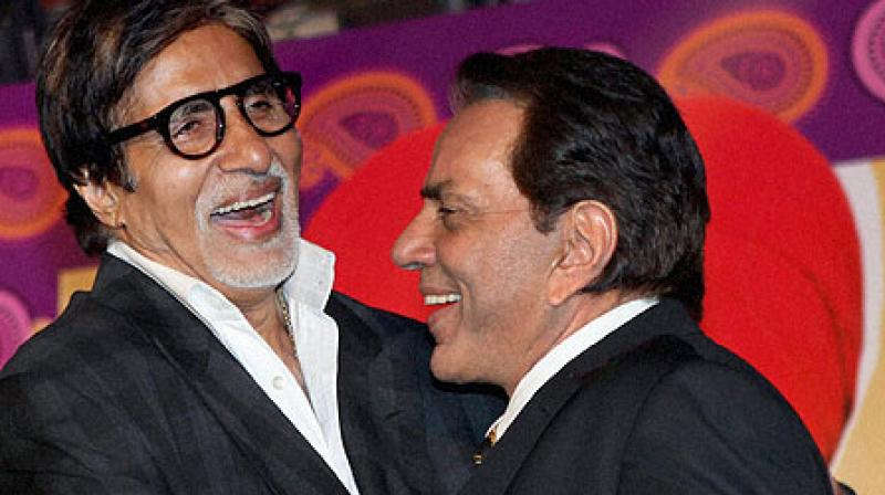 Amitabh Bachchan and Dharmendra's characters of Jai and Veeru are still fresh in the minds of viewers.