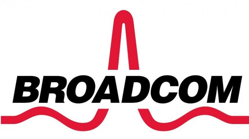 Broadcom which has mushroomed in value by buying out rivals in the past decade's surge in mobile phone production.