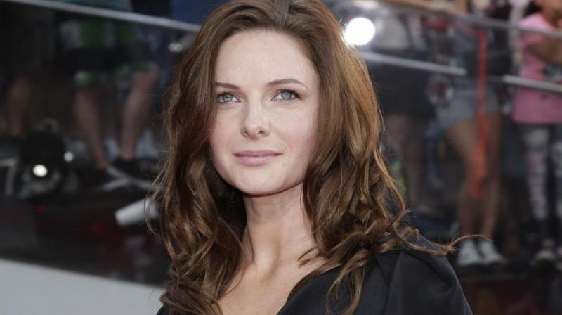 Rebecca Ferguson will be next seen in Tom Cruise's 'Mission Impossible: Fallout'.