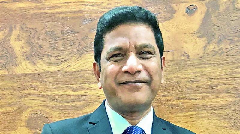 Dr Narahari Yamjala, senior consultant eye surgeon