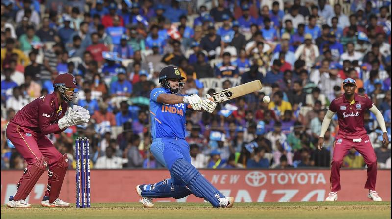 India wicket-keeper batsman Rishabh Pant who is known for his big-hitting capabilities said that there is nothing like a natural game and the player should have to bat according to the situation. (Photo:PTI)
