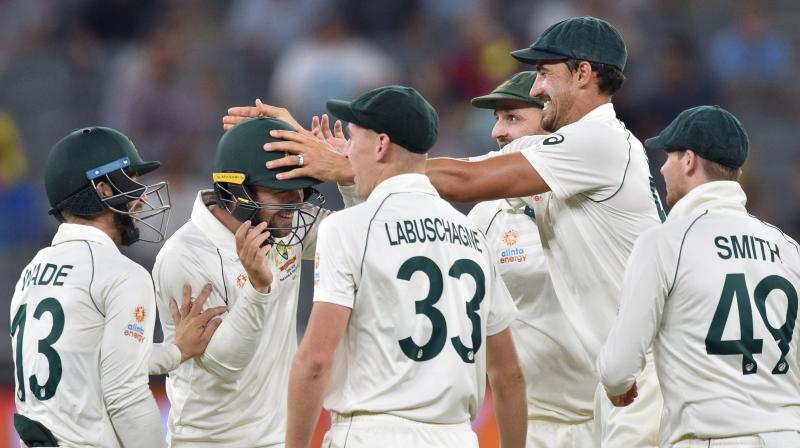 After a massive win over New Zealand in the first Test, former cricketer Ricky Ponting said Australia have set the tone for the series. (Photo:AFP)