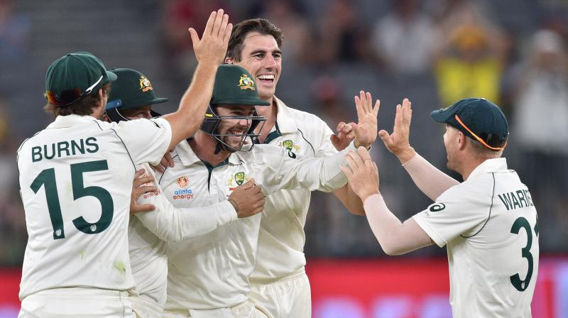 After a massive victory over New Zealand, Australia skipper Tim Paine feels that his team is moving in the right direction. (Photo:AFP)