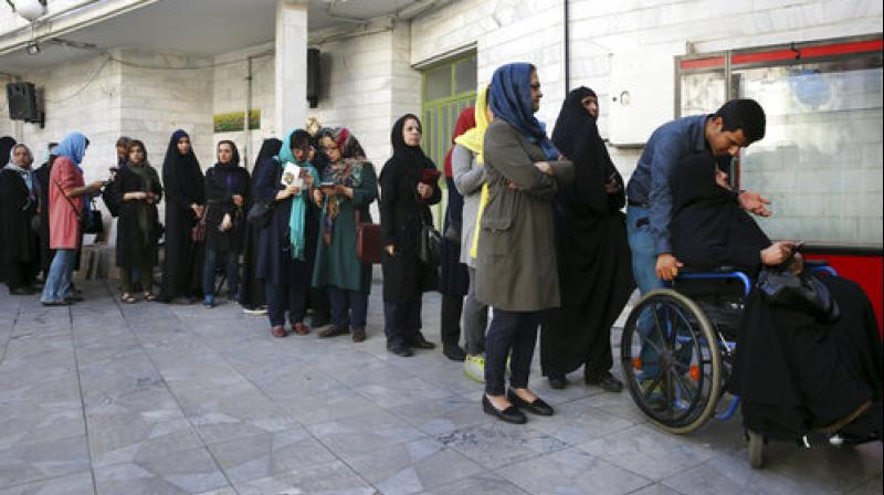 More than 40 million ballots were cast, the interior ministry said (Photo: AP)