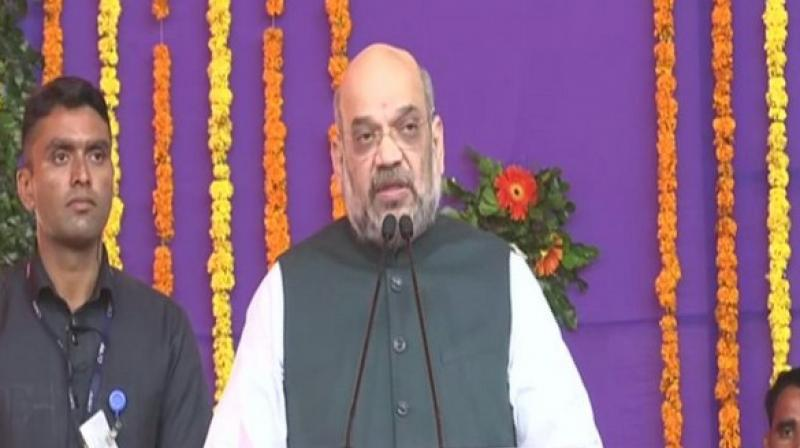 Union Home Minister Amit Shah on Thursday said Article 370 and Article 35A were the gateway of terrorism into Jammu and Kashmir which was closed by Prime Minister Narendra Modi by abrogating them. (Photo: File)