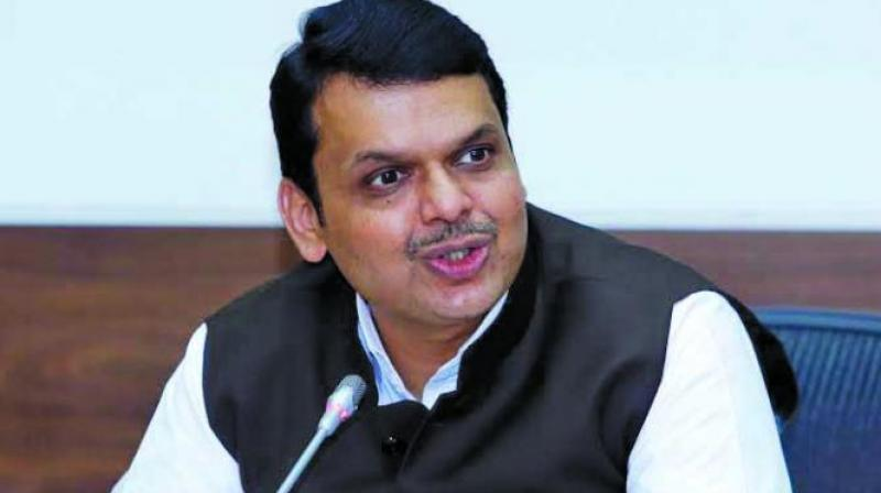 Former chief minister and BJP leader Devendra Fadnavis