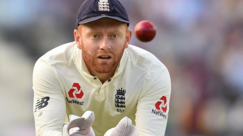After leaving Jonny Bairstow out of the Test squad for the series against New Zealand, England selector Ed Smith backed the wicket-keeper batsman to come back stronger and become a top Test player for the side. (Photo:AFP)