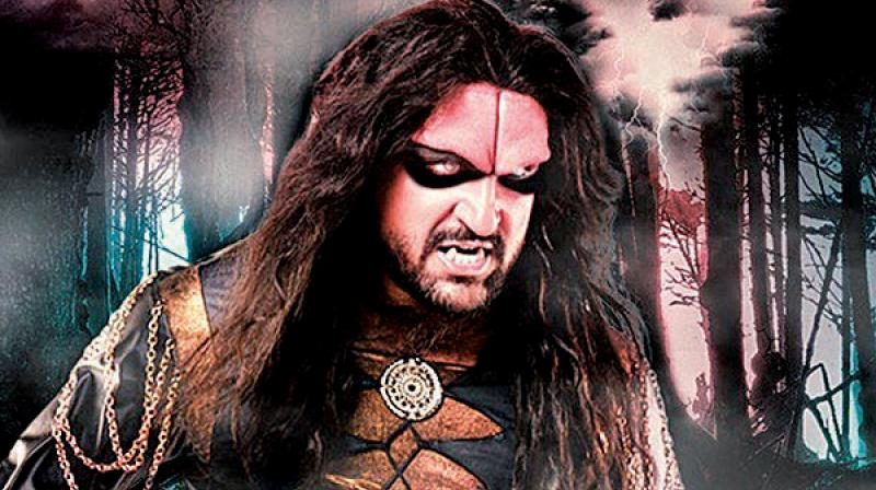 A still from Brahmarakshas