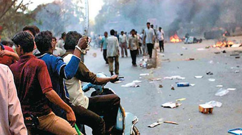 Ehsan Jafri, a Congress leader, was among 68 people who were killed at the Gulberg Society here when a mob attacked it on February 28, 2002, a day after the Godhra train burning incident which set off riots in the state. (Photo: PTI/File)