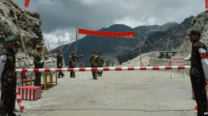 The Indo-China border (AFP)