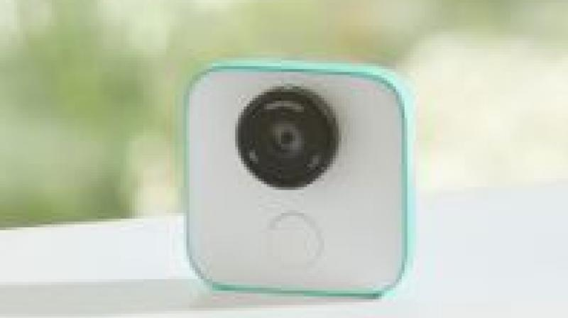 The smart wearable camera, which has a machine onboard to figure out the 'right time' to capture images.