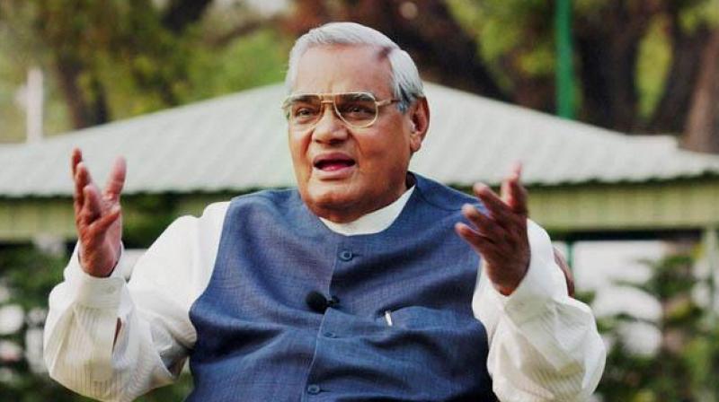 Atal Bihari Vajpayee. (Photo: PTI/File)