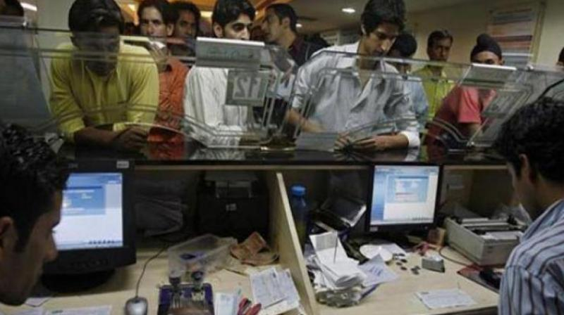 The number of public sector banks declined to 21 from 27. (Representational Image)