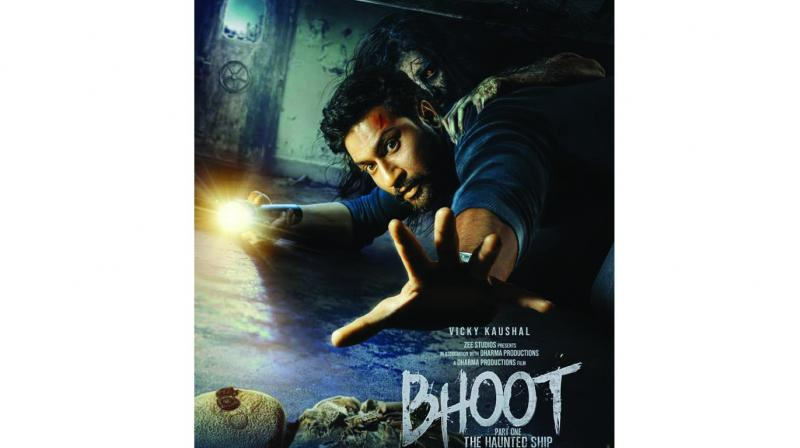 Bhanu Pratap Singh, who has served as assistant director on Humpty Sharma Ki Dulhania, is all set for his directorial debut titled Bhoot Part One: The Haunted Ship for Dharma Productions.