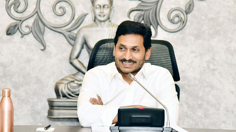 With the Jagan Mohan Reddy government's focus fixed on development and the state's welfare, there is no political space for the Opposition. (DC file photo)