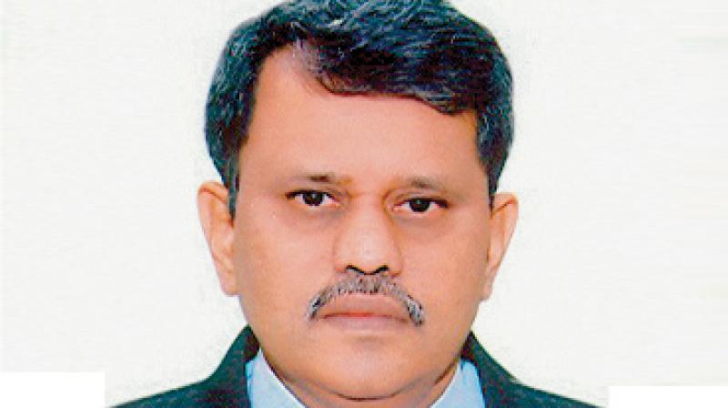 Andhra State Election Commissioner N Ramesh Kumar. (File Image)