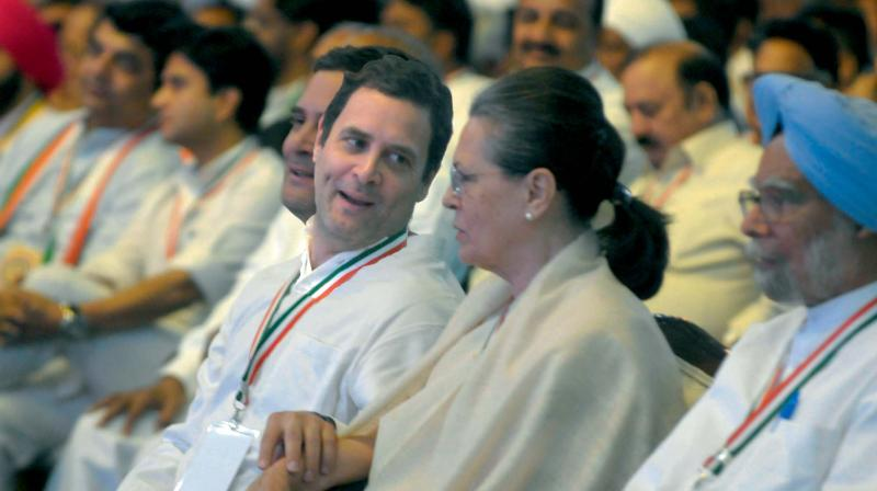 The Delhi High Court on Monday rejected Congress president Rahul Gandhi and United Progressive Alliance (UPA) chairperson Sonia Gandhi's plea challenging the Income Tax (IT) notice seeking tax reassessment for the financial year 2011-2012.