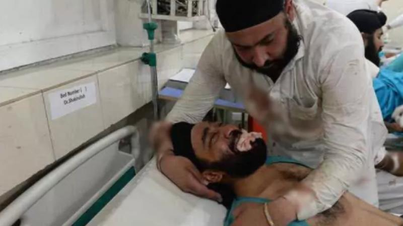 alalabad Attack: 17 Sikhs, Hindus have died in the attack in Jalalabad, Afghanistan (Photo: AFP)