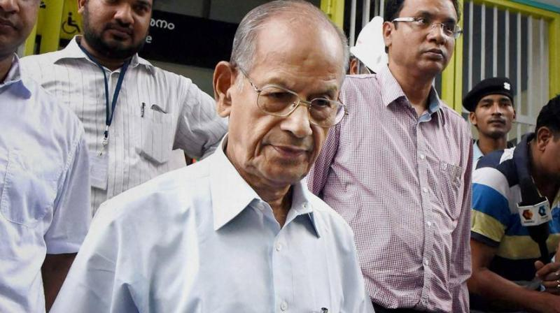 'Bullet trains will cater only to the elite community. It is highly expensive and beyond the reach of ordinary people. What India needs is a modern, clean, safe and fast rail system,' says E Sreedharan. (Photo: File | PTI)