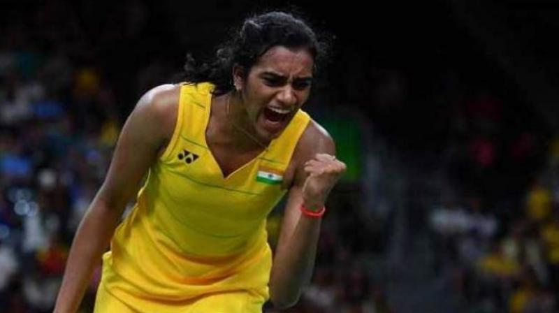 P.V. Sindhu (Photo: AFP)
