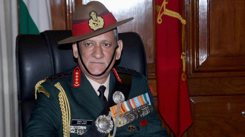 Army Chief General Bipin Rawat (Photo: AP)
