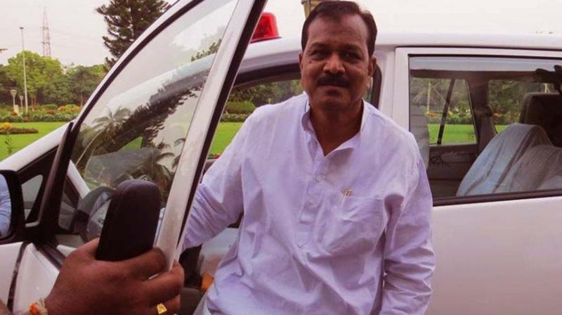Odisha Finance Minister Pradip Kumar Amat
