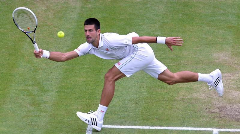 Novak Djokovic. (Photo: AFP)