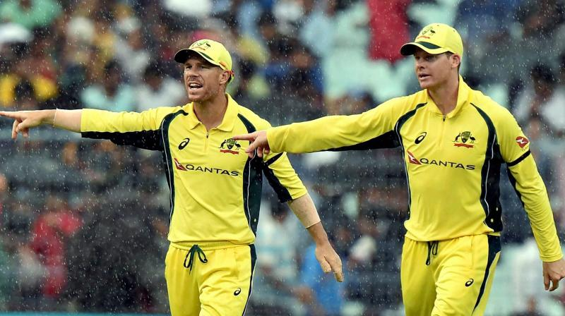 They have been stripped of their leadership titles but head coach Justin Langer said on Friday they would remain important mentors in Finch's side. (Photo: PTI)