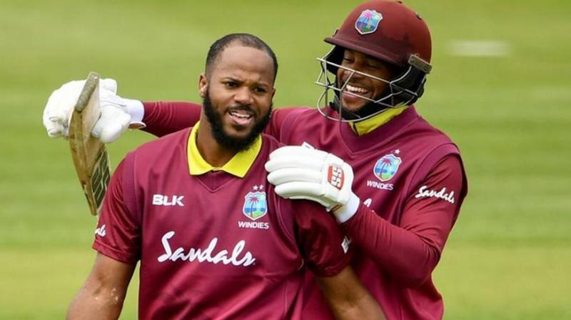 Words cannot express how I feel': John Campbell after West Indies win vs Ireland