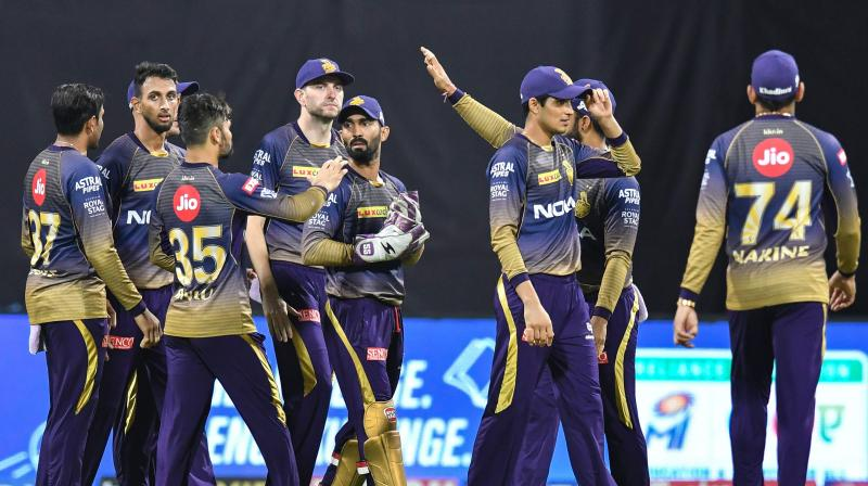 KKR last played on April 29 against Delhi Capitals in Ahmedabad and the development is bound to trigger anxiety in the league, which had been going along smoothly so far in a bio-secure bubble in front of empty stands across six venues.(AFP File Image)