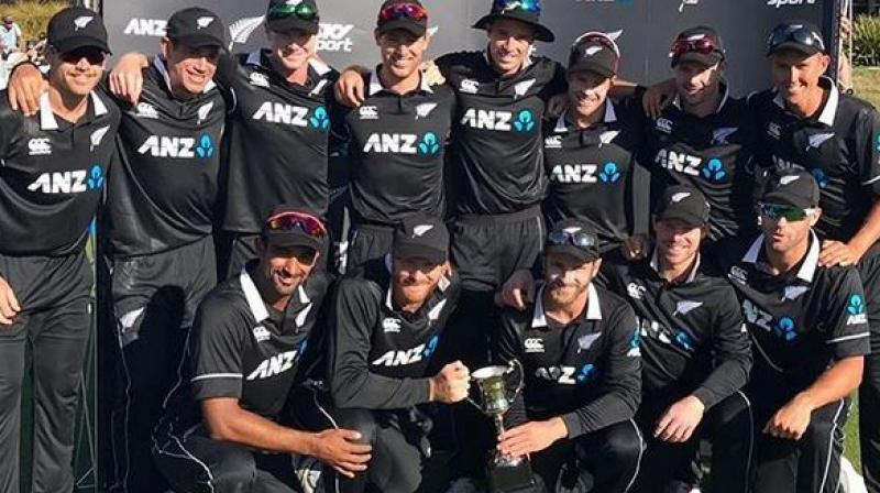 A team known to always punch above its weight, the Black Caps have tried every trick in the book to lay hands on their maiden title. (Photo: Kane Williamson/ Instagram)
