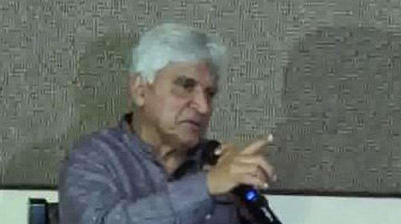 Javed Akhtar.