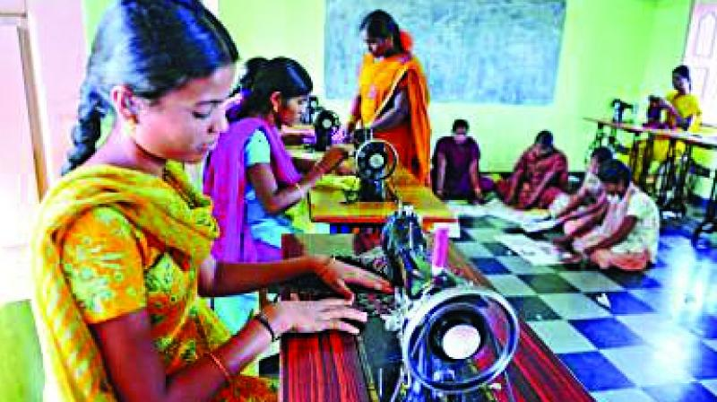 In the last week of the year 2019, the Niti Aayog released the Sustainable Development Report 2019, where the status of states has improved in other subjects, but the status of women still remains the same and is serious.