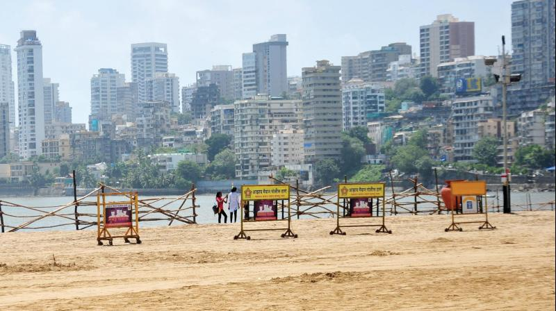 The trust has chosen Girgaum Chowpatty as the  location for the underground museum.